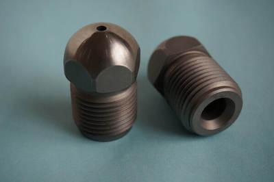 steel nozzle