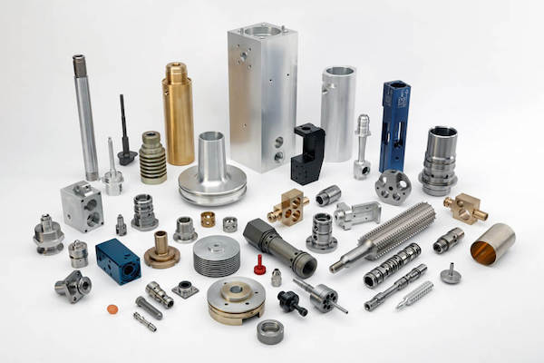 cnc machining parts from rallyprecision