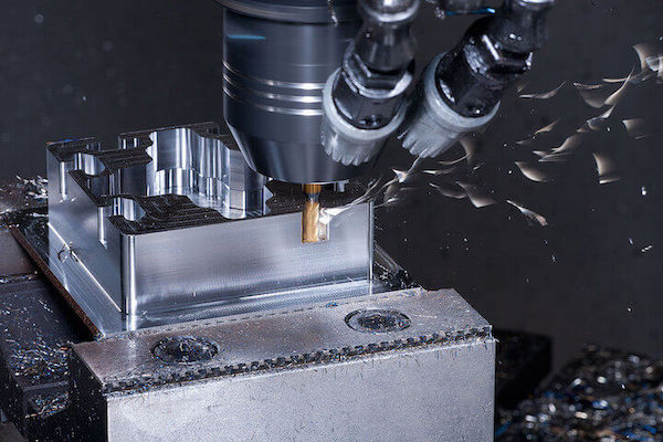 3 axis machining