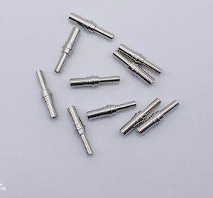 Brass CuZn37 with nickel plating