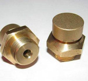 Brass Machining Part