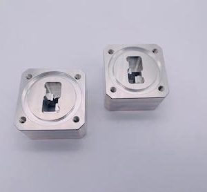 aluminum 6061 connector seat