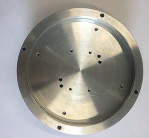 aluminum front holder