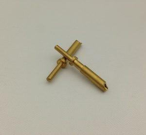 brass plug insert pin
