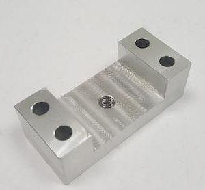 cnc precision aluminum machined part
