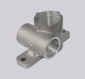 precision casting machining part