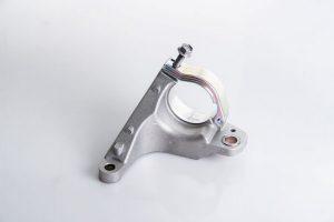 Aluminum high pressure casting part