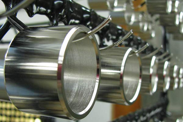 Chemical Metal Surface Finishing