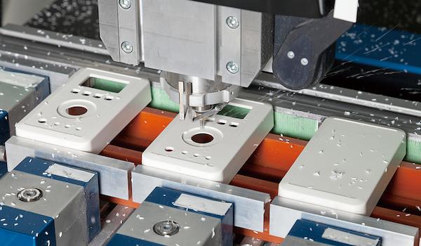 Electronics cnc machining