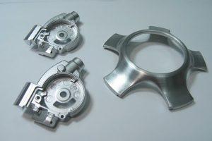 Magnesium alloy die casting