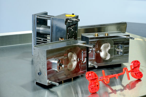 Rapid prototyping Injection Molding