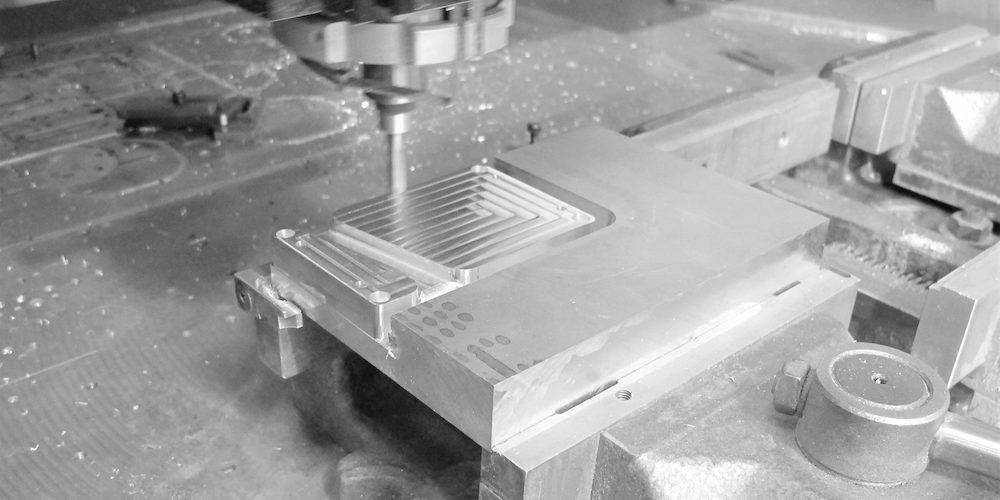 cnc milling metal