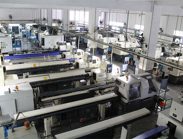 cnc milling and turning machine