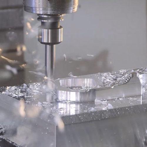 machined aluminum prototypes