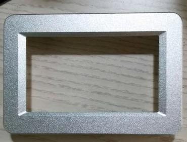 sandblasting-metal surface finishing